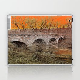 Grampa Bridge Laptop & iPad Skin