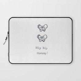 Hip Hip Hooray Laptop Sleeve
