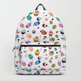 Cupcake Muffin decoration Backpack