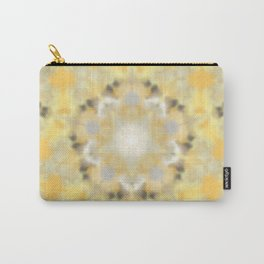 Orange and Yellow Kaleidoscope 4 Carry-All Pouch