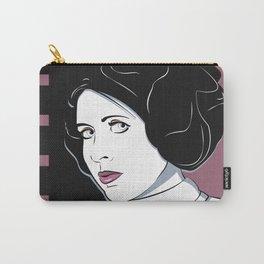 Princess Leia Pop Art Carry-All Pouch