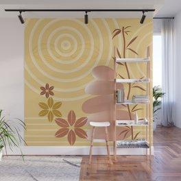 Relaxing Zen Experience Wall Mural