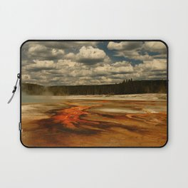 Hot And Colorful Thermal Area Laptop Sleeve
