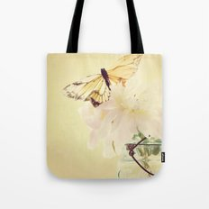 PASTEL PEONY Tote Bag