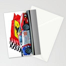 Ferrari F430 Racecar Stationery Cards