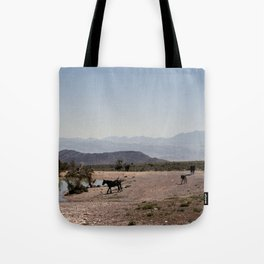 The Waterhole Tote Bag