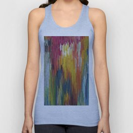 Abstract painting 112 Unisex Tank Top