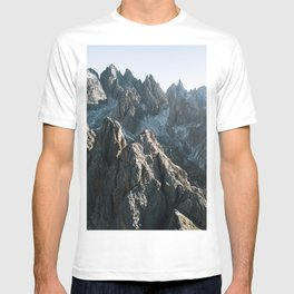 Dolomites Mountains - Landscape Photography T-shirt