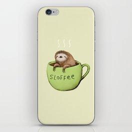 Sloffee iPhone Skin