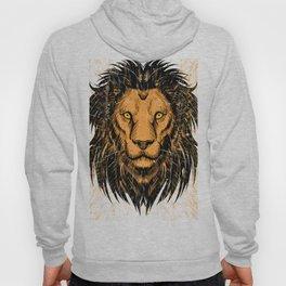 Lion Design Hoody