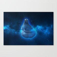 Cosmic zhdun Canvas Print