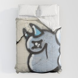 Crumbling Comforters