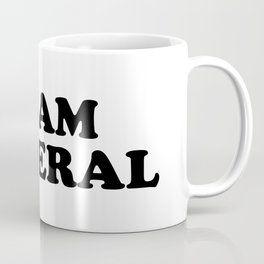TEAM GENERAL Coffee Mug