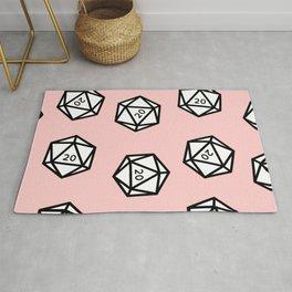 Pink Crit Rug
