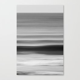 Fast wet feel (vert) Canvas Print
