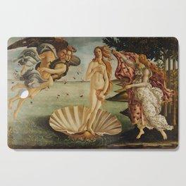 The Birth of Venus by Sandro Botticelli Cutting Board