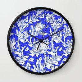 "William Morris ""Horn Poppy"" 1. Wall Clock"