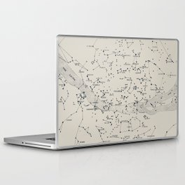 Carte du Ciel II Laptop & iPad Skin