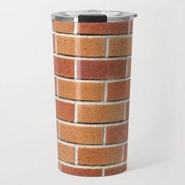 Brick Wall Travel Mug