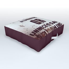 Behave Outdoor Floor Cushion
