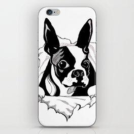 Boston Ripper iPhone Skin
