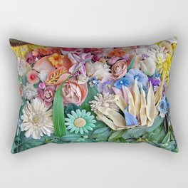 Alice in the wonderland Rectangular Pillow