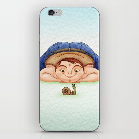 Caracol iPhone Skin