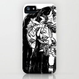 Conjoined iPhone Case