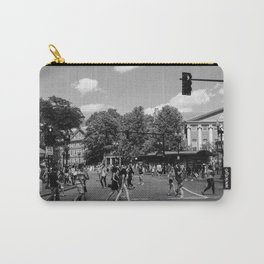 Harvard Square Carry-All Pouch