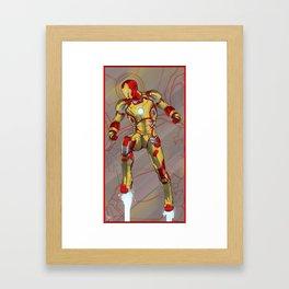 Mark XLVII  Framed Art Print