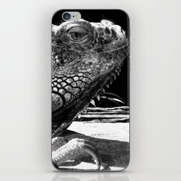 Armoured without a Care iPhone Skin