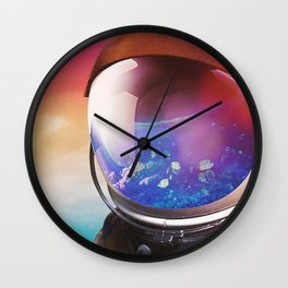 Sea Inside Wall Clock