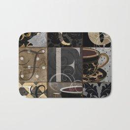 Cafe Noir Patchwork Bath Mat