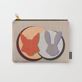 Nick and Judy Logo Design  Carry-All Pouch