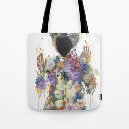 calling for the waters Tote Bag