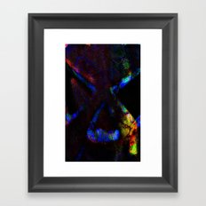 Zolpide May Cause Side Effects... from the PRESCRIBED SANITY series Framed Art Print