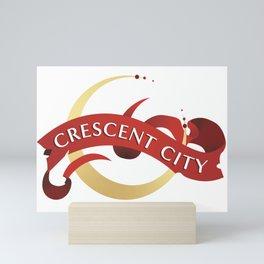 Crescent City Mini Art Print