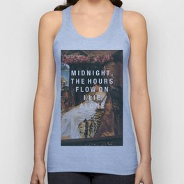 midnight the hours Unisex Tank Top