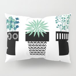 Plants Pillow Sham