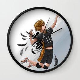 Hinata Shoyo - Karasuno  Wall Clock