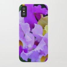 Tropical iPhone X Slim Case