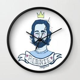 Ronnie Wall Clock