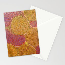 Flight muscle, the most powerful mitochondria in the world Stationery Cards