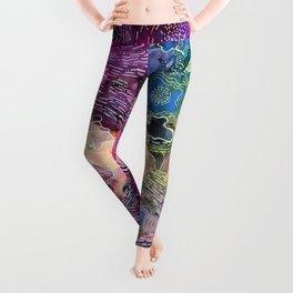 Colourful Chaos Leggings