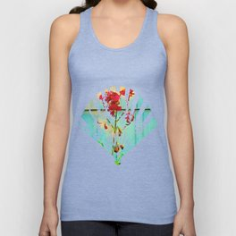 Wallflower Unisex Tank Top