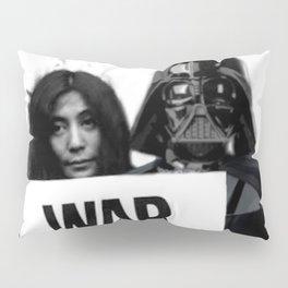 Darth Vader with Yoko Ono Pillow Sham