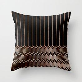 Art Deco No. 1 Quinn Throw Pillow