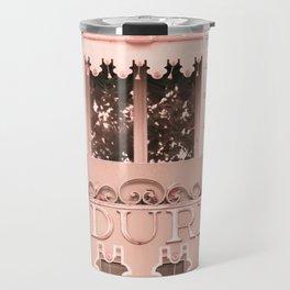 Paris in Blush Pink IV Travel Mug