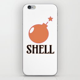 Bombshell #society6 #buyart iPhone Skin