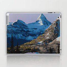 Mt. Assiniboine Provincial Park Laptop & iPad Skin